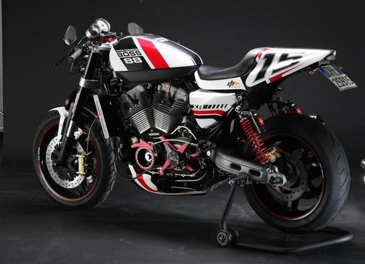 Harley Davidson XR 1200 Boss 88 by Freespirits - Foto 2 di 25
