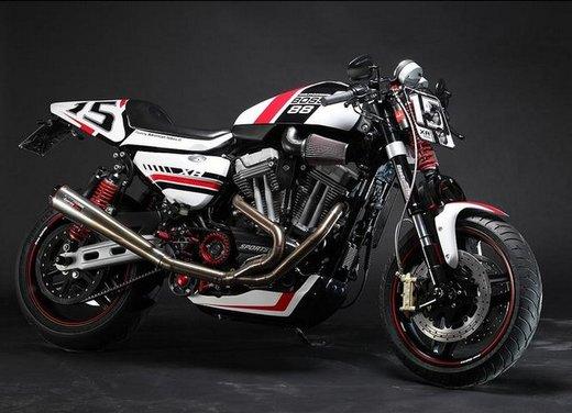 Harley Davidson XR 1200 Boss 88 by Freespirits - Foto 1 di 25