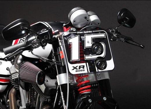 Harley Davidson XR 1200 Boss 88 by Freespirits - Foto 6 di 25
