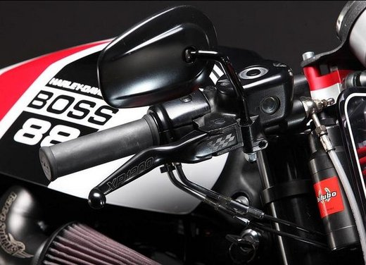 Harley Davidson XR 1200 Boss 88 by Freespirits - Foto 7 di 25