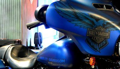 Harley Davidson rinnova Softail e Touring