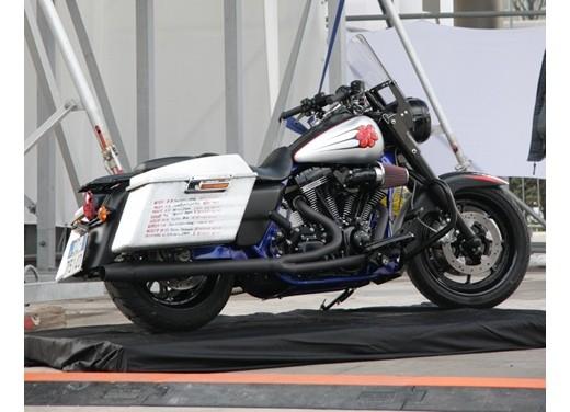Harley Davidson Silver Surfer