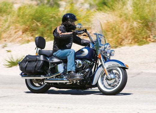 Harley Davidson FLSTC Heritage Softail Classic - Foto 4 di 7