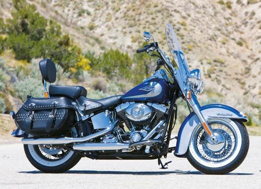 Harley Davidson FLSTC Heritage Softail Classic - Foto 5 di 7