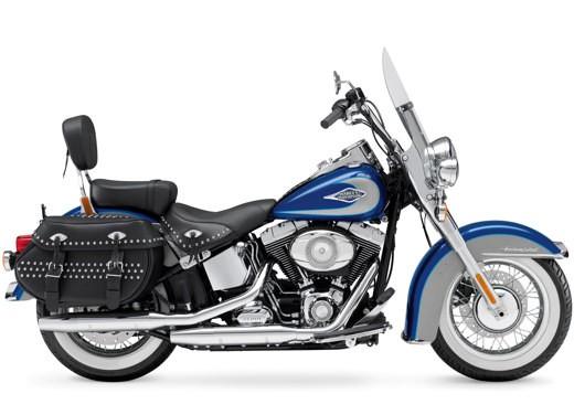 Harley Davidson FLSTC Heritage Softail Classic - Foto 7 di 7