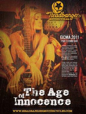 Headbanger ad Eicma 2011 - Foto 2 di 14