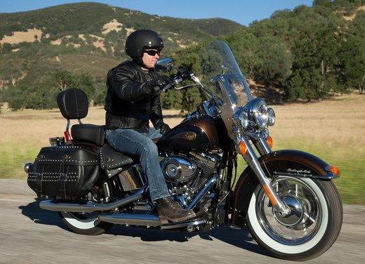 Harley-Davidson modelli 110th Anniversary - Foto 15 di 36