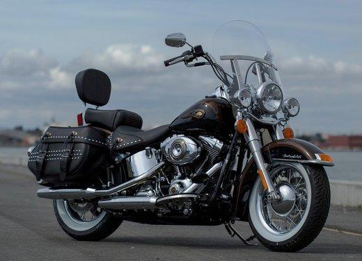Harley-Davidson modelli 110th Anniversary - Foto 16 di 36