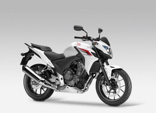 Honda CB500 prezzi e novità 2013 - Foto 7 di 12