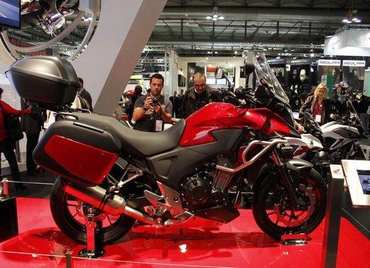 Honda CB500X - Foto 11 di 20