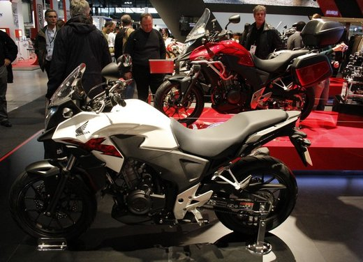 Honda CB500X - Foto 3 di 20