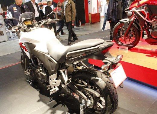 Honda CB500X - Foto 4 di 20