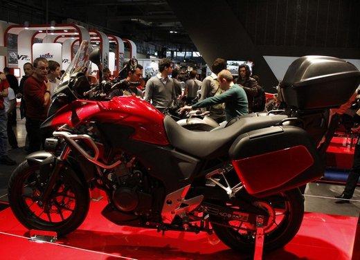 Honda CB500X - Foto 6 di 20