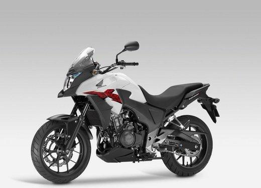 Honda CB500 prezzi e novità 2013 - Foto 6 di 12