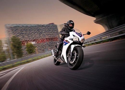 Honda moto pronta per le nuovi patenti moto A2 con Honda NC 700X