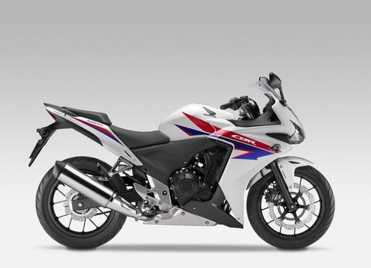 Honda CB500 prezzi e novità 2013 - Foto 5 di 12