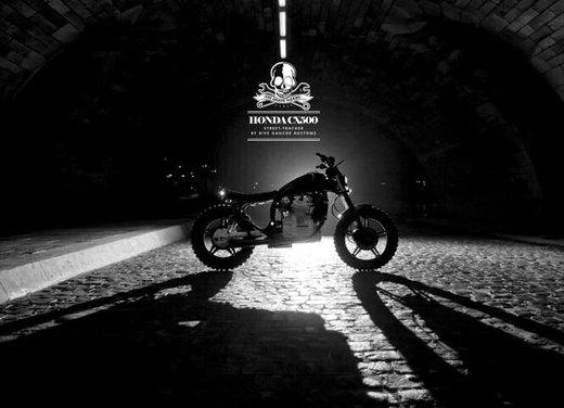 Honda CX500 Street Tracker by Rive Gauche Kustom - Foto 11 di 11