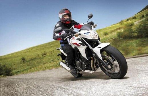 La serie Honda CB 500 in vendita da marzo con prezzi a partire da 5.500 Euro - Foto 9 di 10