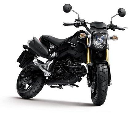 Honda MSX 125, la moto naked in miniatura di casa Honda