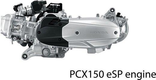 Honda PCX 150 - Foto 11 di 11
