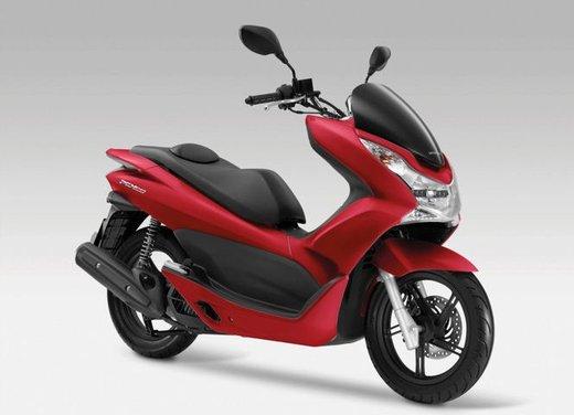 Honda PCX 150 - Foto 3 di 11