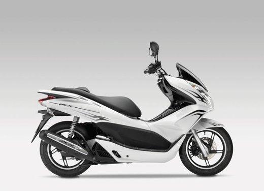 Honda PCX 150 - Foto 6 di 11