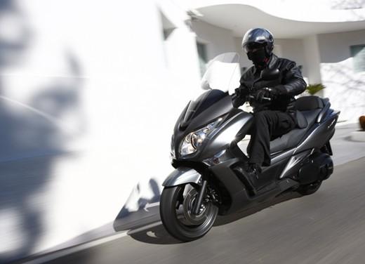 Honda SW-T 400 – Test Ride