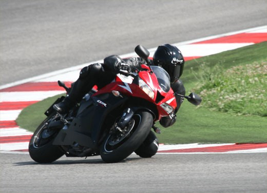 Honda CBR600RR MY2009 – Long Test Ride