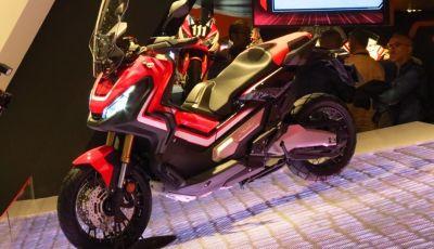 Eicma 2016: le novità Honda