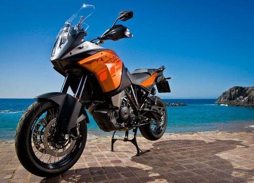 KTM 1190 Adventure al prezzo di 13.990 euro - Foto 28 di 52