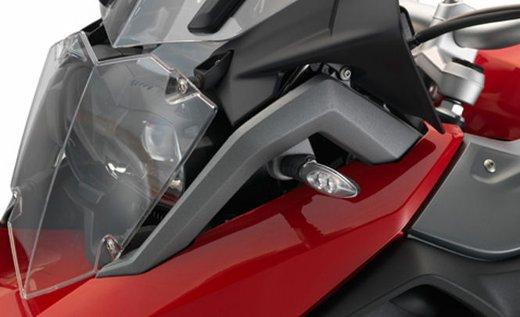 BMW R 1200 GS: gamma accessori per l'adventure bike - Foto 4 di 14
