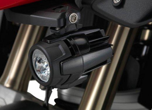 BMW R 1200 GS: gamma accessori per l'adventure bike - Foto 3 di 14