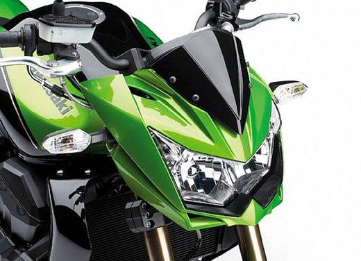 Nuova Kawasaki Z750R - Foto 17 di 26