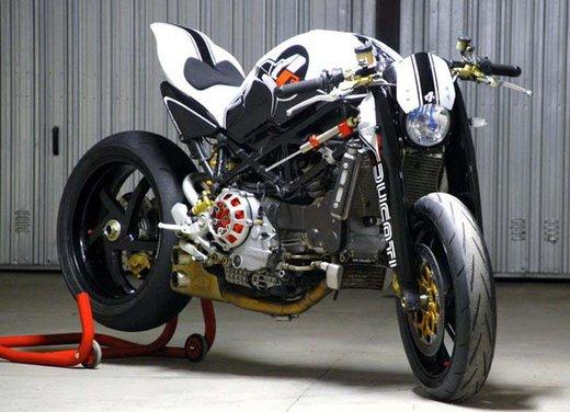 Ducati Monster MS4R concept by Paolo Tesio - Foto 2 di 17