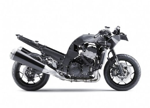 Kawasaki ZZR1400 - Foto 52 di 56