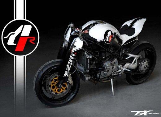 Ducati Monster MS4R concept by Paolo Tesio - Foto 6 di 17