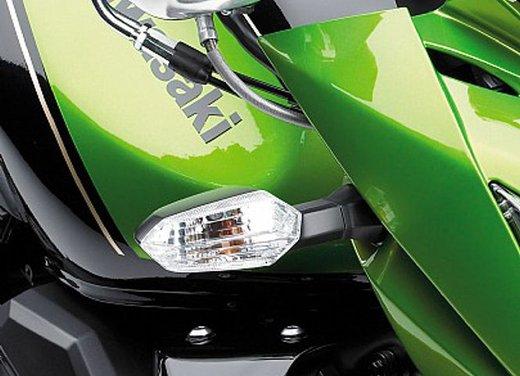 Nuova Kawasaki Z750R - Foto 23 di 26