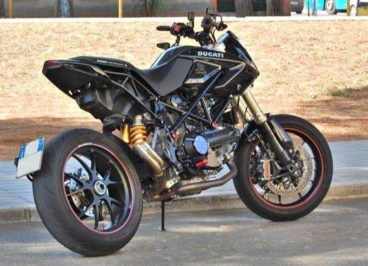 Ducati Hypermotard Black Devil Special