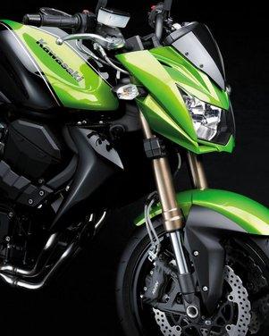 Nuova Kawasaki Z750R - Foto 9 di 26