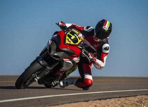 Ducati Multistrada 1200 S vince la Pikes Peak 2012 - Foto 5 di 22