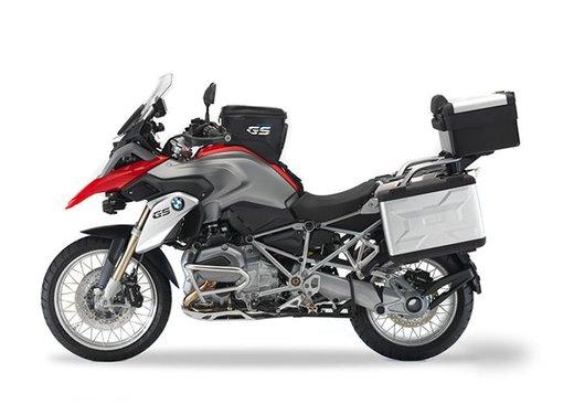 BMW R 1200 GS: gamma accessori per l'adventure bike - Foto 1 di 14