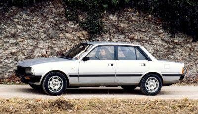 Peugeot 505: l'ultima a trazione posteriore del Leone