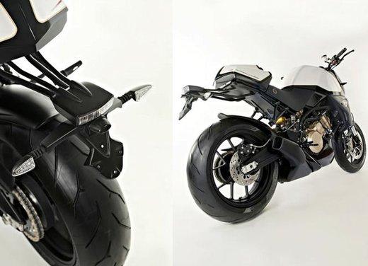 Moto Morini Rebello 1200 Giubileo - Foto 16 di 16