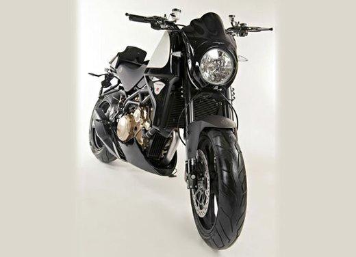 Moto Morini Rebello 1200 Giubileo - Foto 4 di 16