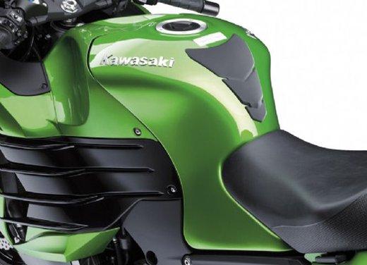 Kawasaki ZZR1400 - Foto 38 di 56
