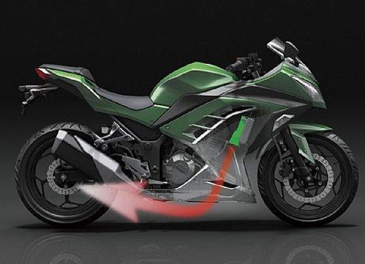 Kawasaki Ninja 300 al prezzo di 4.990 euro - Foto 10 di 37