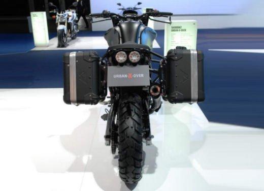 Suzuki Urban Xover - Foto 6 di 11