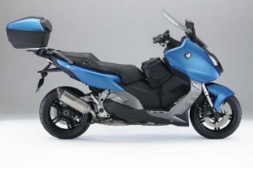 BMW C 600 Sport video ufficiale del maxi scooter sportivo BMW - Foto 78 di 81
