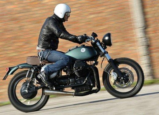 Moto Guzzi N° 1 Project by Moto di Ferro - Foto 8 di 17
