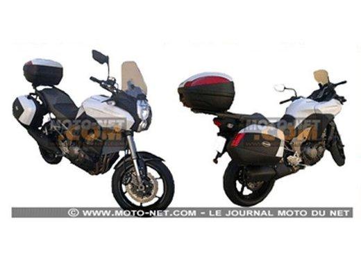 Kawasaki Versys 1000 Grand Tourer - Foto 10 di 16